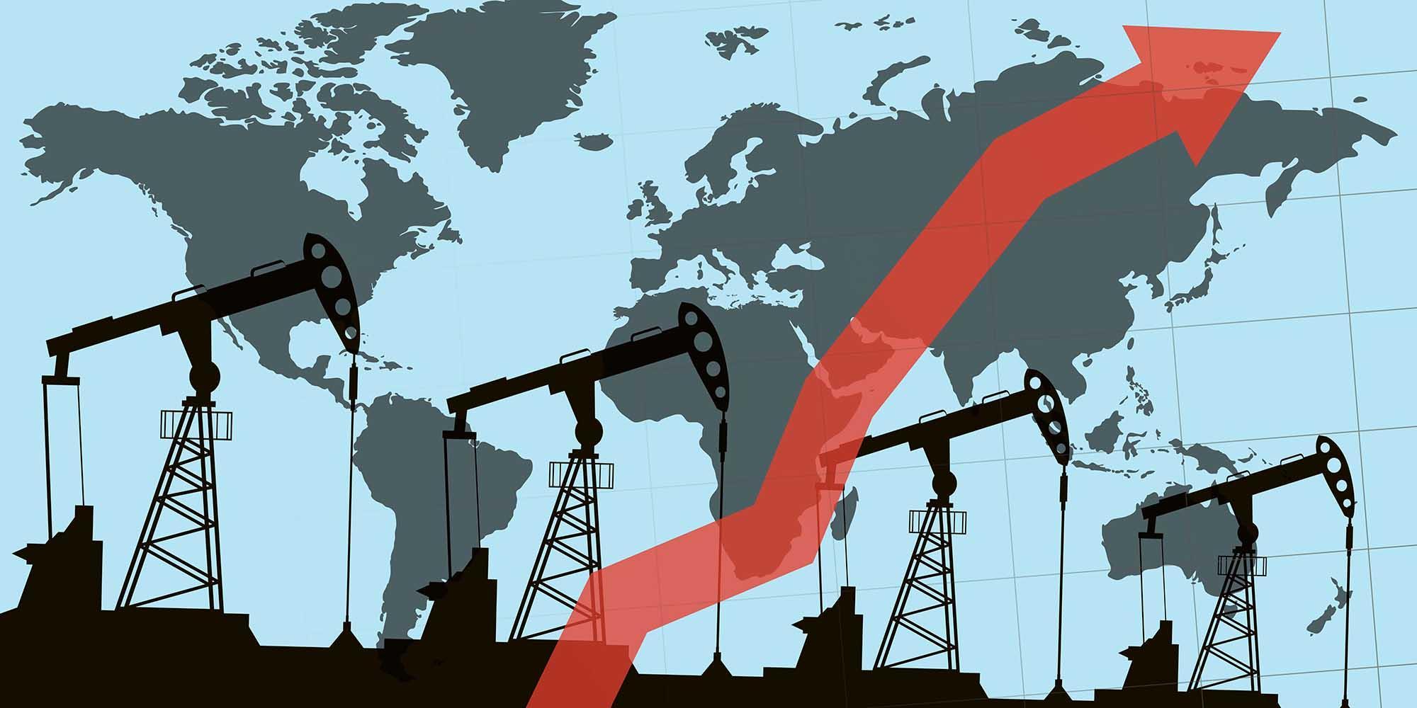 Что оказывает влияние на котировки нефти