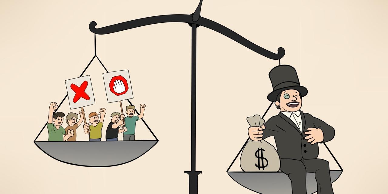 Мир без среднего класса